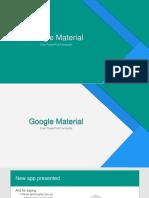 Google Material