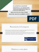 Sandoval Gallegos s2 Tipropuesta Servicios Cliente Específico