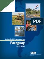 Evaluación_del_Programa_de_PaÃ_s__Paraguay_2009-2013__Versión_revisada