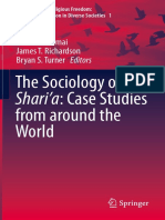 (Boundaries of Religious Freedom_ Regulating Religion in Diverse Societies 1) Adam Possamai, James T Richardson, Bryan S. Turner (Eds.)-The Sociology of Shari'A_ Case Studies From Around the World-Spr