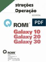 Manual Romi Galaxy