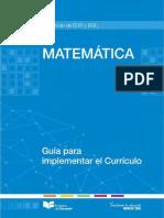 Guia de Implementacion Matematica
