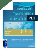 3.1- Comercio Exterior Santa Fe- Estadísticas - Pcia. de Sta Fe y Ciudad