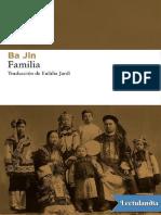 Familia - Ba Jin.pdf