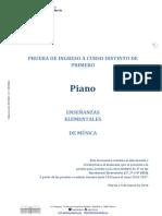 Piano 234 Eem