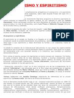 Anarquismo y Espiritismo - Diego a- Lc3b3pez