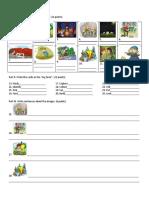 Worksheet Level 11 Unit 2