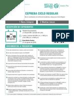 Beca Centro Pre 2018-II