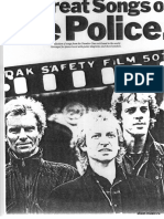 Great Songs The Police