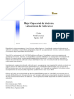 MCM Electrica CENAM - Diapositivas Con Notas