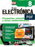08-Proyectos Micrófono FM y Luces Audiorrítmicas
