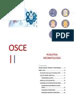 OSCE PEDIATRIA EUNACOM