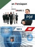PMIK Dalam SNARS1 (Workshop, Pa Tedy)
