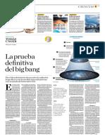 La Prueba Definitiva Del Big Bang