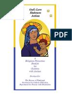 Booklet Children With Autism