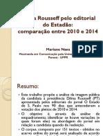 Dilma Rousseff Pelo Editorial Do Estadão