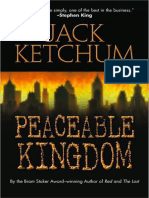 Peaceable Kingdom - Jack Ketchum