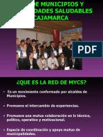Red de Municipios Cajamarca