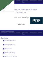20140522 Medidas de Riesgo Adrián