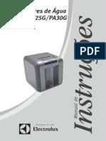 Manual PA20G