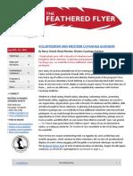 Western Cuyahoga Audubon Newsletter Vol.16 Issue 3 August 2018-Digital