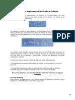 Ecuaciones Empiricas Para La Friccion en Tuberias