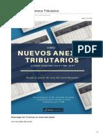Boliviaimpuestos.com-Curso Nuevos Anexos Tributarios