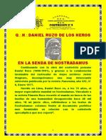 Daniel Ruzo de Los Heros Entrevista Ene 1977