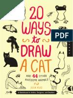 20 ways to draw a cat.pdf