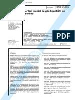 NBR 13523 - Central predial de gas liquefeito de petroleo.pdf