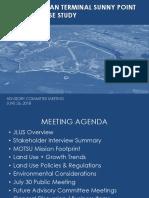 June Advisory Committee - MOTSU Land Use Study - Port City Daily