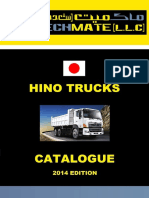 Hino Trucks Catalogue 2014 Mechmate Lr