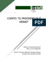 El Prisionero de Sí Mismo