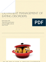 Eating Disorder Management