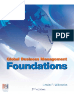 Global Business Management Foun - Leslie P Willcocks