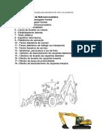 Apostila Ou Manual de Operação Para Operadores de Retro Escavadeira