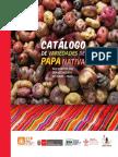 Catálogo de variedades de papa nativa del sureste del departamento de Junín (Perú)