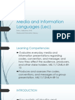 11.1Media and Information Languages (Lec)