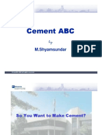 Cement ABC