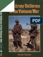 U.S. Army Uniforms of the Vietnam War