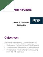 Hand Hygiene MACC 20160721