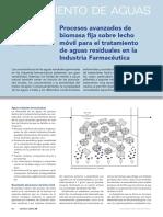 Los Residuos en La Industria Farmacéutica