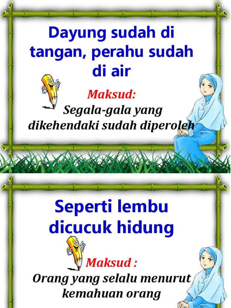 Peribahasa 1