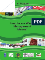 Healthcare Waste Management Manual