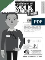 Manual de Procedimientos Del Encargado de Aseguramiento y Control