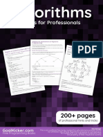 Algorithms Notes for Professionals