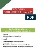 tipologias estructurales