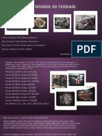 Hiasan Dinding 3D Murah Fast Respon Call, Sms, WA