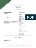 E. Consti Commissions