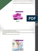 Sandal Steril Anti Slip0812.3230.8116